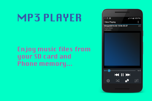mp3 music download player screenshot 2