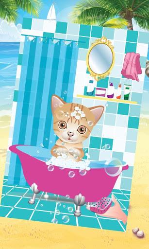 かわいいキティ変身サロン