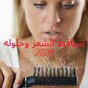 تساقط الشعر وحلوله 202 Hair loss and its solutions icon