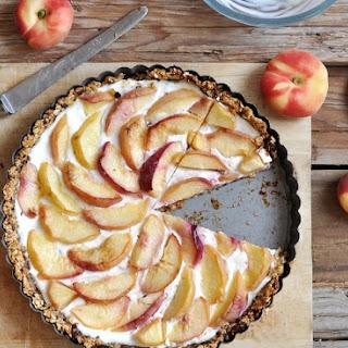 Peach Desserts Yogurt Recipes