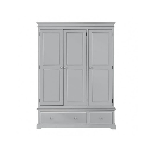 Birlea Suffolk Dove Grey Bedroom Furniture