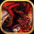 Cool Fire Dragon Legend theme icon