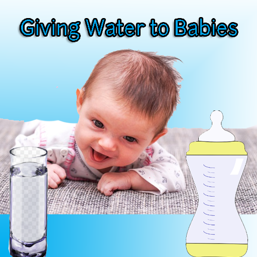 Giving Water to Babies
