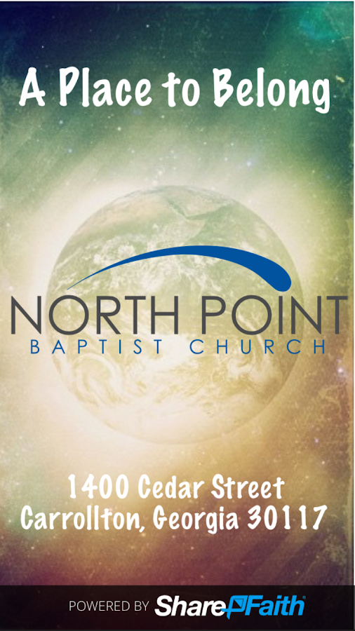 North Point Baptist Church- screenshot