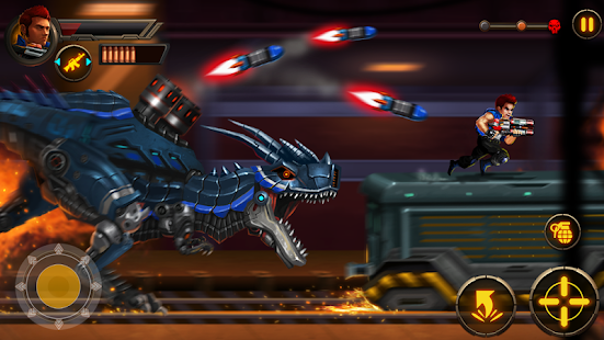 Metal Squad: Shooting Game Screenshot