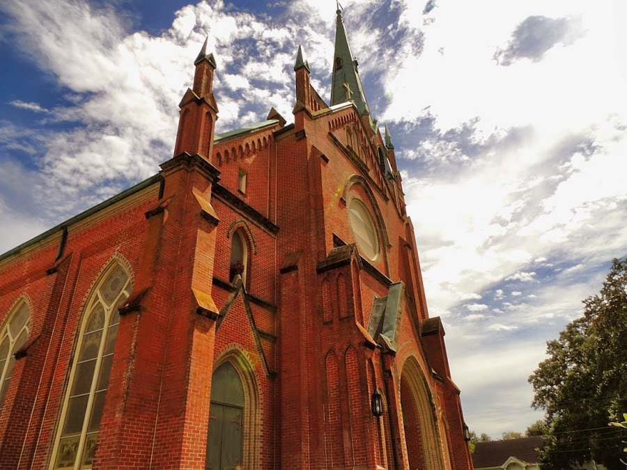 Church by Jenny Sallinger - Buildings & Architecture Places of Worship