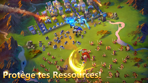 Castle Clash: RPG War and Strategy FR  screenshots 3