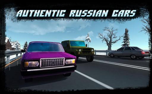 ロシアレーシング3D