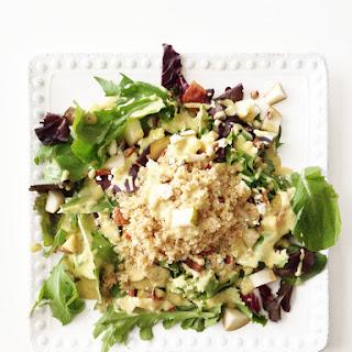 Skinny Honey Mustard Salad Dressing.