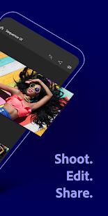 Adobe Premiere Rush — Video Editor Screenshot