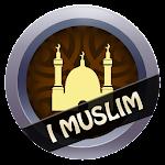 Prayer Times Qibla - I Muslim Icon