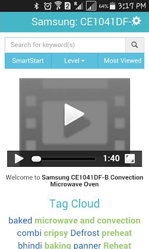 Showhow2 for Samsung CE1041DFB