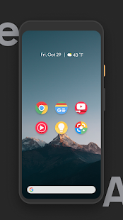 Fluidity - Adaptive Icon Pack (BETA) Screenshot