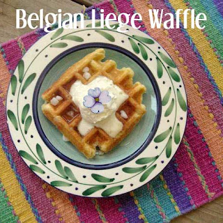 Liege Belgian Waffles (Makes 12)from Lars