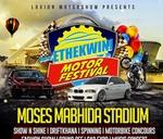 ETHEKWINI MOTOR FESTIVAL- ITS A LIFESTYLE! : Moses Mabhida Stadium