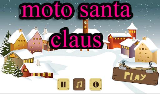 Santa Claus Moto