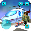 Helicopter Craft: Flying & Crafting Game 2018 download