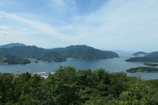 五老岳からの展望2