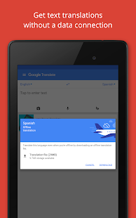 Google Translate for PC-Windows 7,8,10 and Mac apk screenshot 13