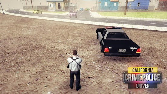 California Crime Police Driver- screenshot thumbnail