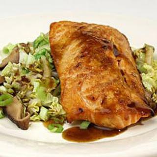 5 Spice Salmon Recipe
