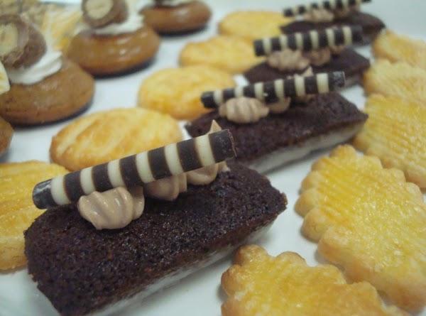 Chocolate Financiers Recipe