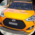 Car Parking Hyundai Veloster Simulator apk