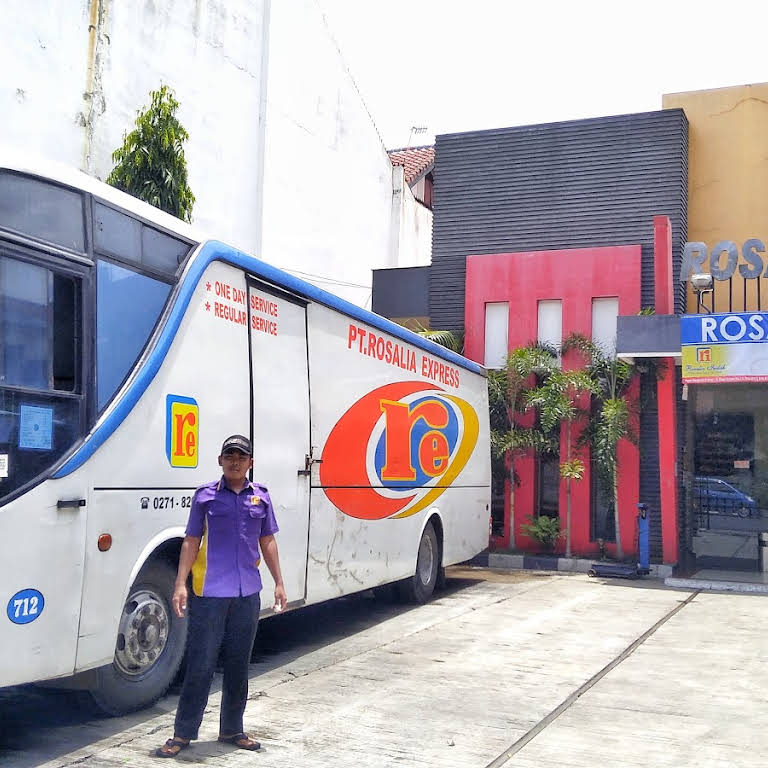 Pt Rosalia Indah Cabang Surabaya Arjuna Penjualan Tiket Bus