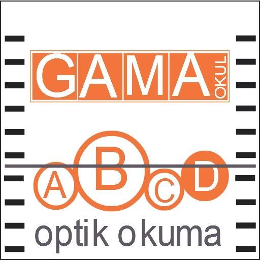 Gama Okul Optik Okuma