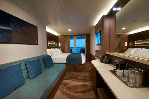 Norwegian Escape offers a wide range of accommodations designed for the way you cruise.