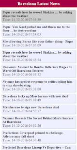 Latest Barcelona News 24h - náhled
