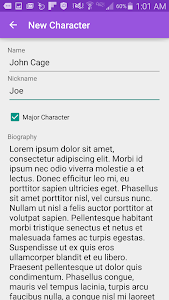 WriteOwl Story Planner screenshot 1