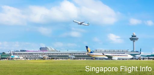 Singapore Flight Info - Apps on Google Play