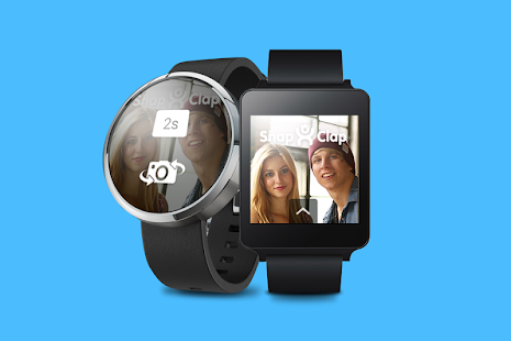 Snap Clap Camera with Wear Screenshot 13