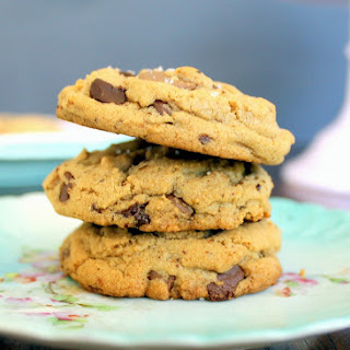 Browned Butter Pecan Chocolate Chip Cookies