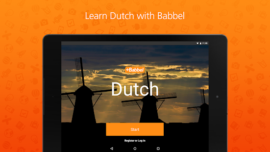 Learn Dutch with Babbel- screenshot thumbnail