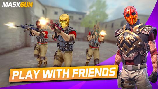 MaskGun ® Multiplayer FPS – Free Online Shooter 6