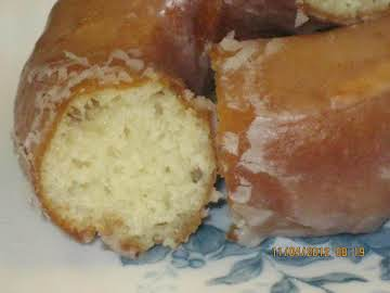 Glazed Raised Donuts