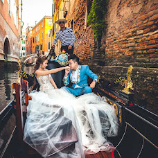 Wedding photographer Cristian Mihaila (cristianmihaila). Photo of 23.05.2017