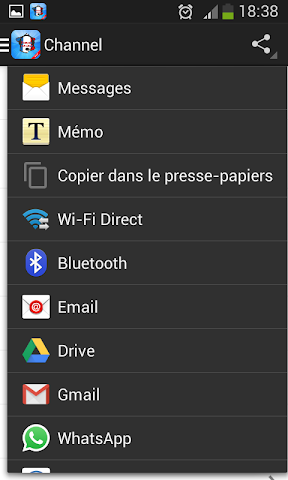 android learn french speak french Screenshot 5