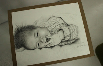Photo: for my niece / drawing 2013.July