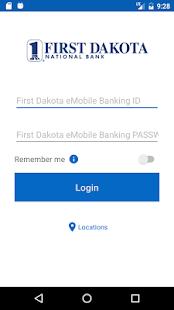 First Dakota - eMobile - náhled