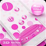 NextLauncher Theme PinkBubbles Icon