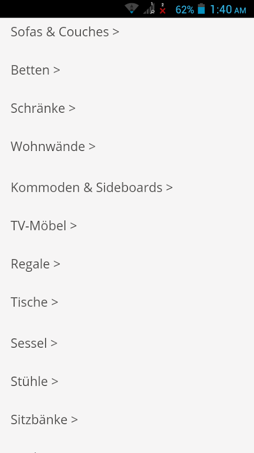 Möbel Online Deutschland   Android Apps on Google Play