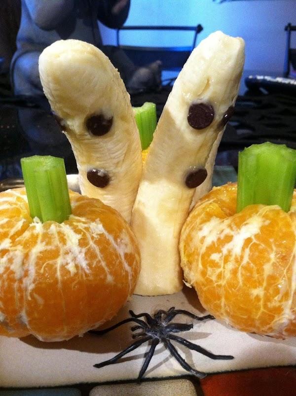 Halloween Fruit Fest Recipe