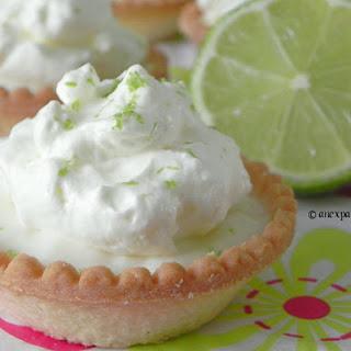 Key Lime Tartlets.
