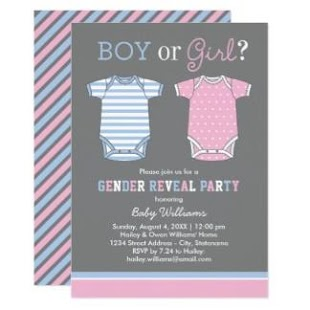 Baby gender reveal invitation android apps on google play baby gender reveal invitation screenshot thumbnail stopboris Image collections