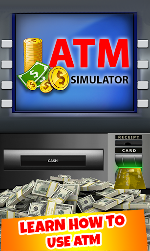 ATM Learning Simulator