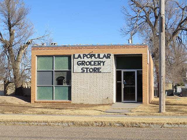 La Popular Grocery Store, 2018