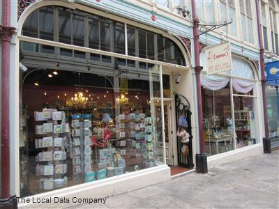 Emmas apothecary homestore on the old arcade gift shops in halifax town centre shops amenities gift shops negle Image collections